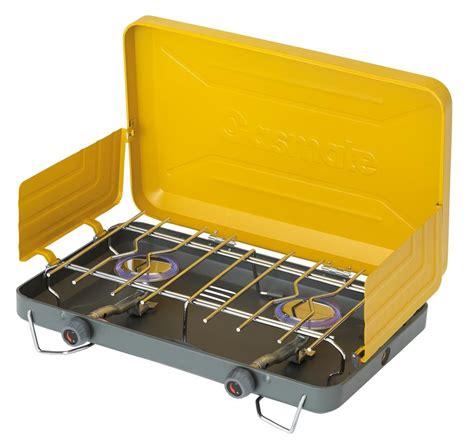 Portable Stove Bird 2 burner lpg stove kiwi cing nz