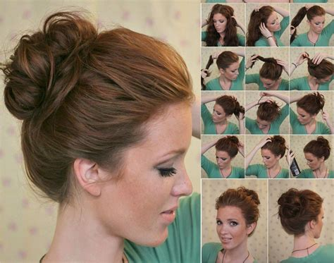 cute hairstyles you can do in 10 minutes cute hairstyles you can do in under 10 minutes