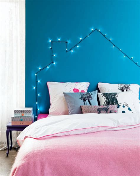 Bed With Lights In Headboard by 21 Diy Headboards To Fall In Bed For
