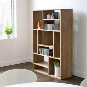 Bookcases For The Home Modern Solid Wooden Bookcases Design Home Interiors