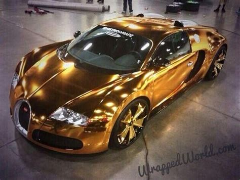 Gold Bugatti Cost by Gold Bugatti Veyron Carz Cats Gold And