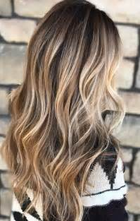 fall highlights for brown hair best 25 brown hair blonde highlights ideas on pinterest