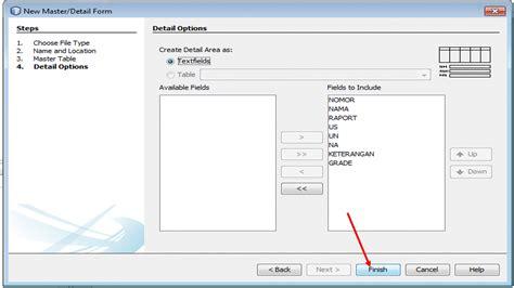 cara membuat database sederhana dengan xp cara membuat aplikasi sederhana perhitungan kelulusan