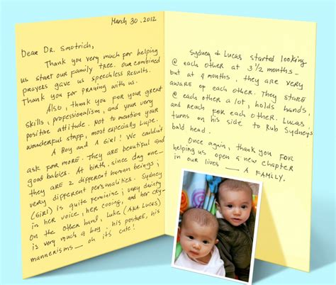 thank you letter to fertility doctor thank you letter to ivf doctor 28 images thank you