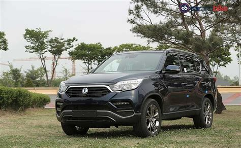 new mahindra suv rexton new ssangyong rexton review mahindra s next big suv for