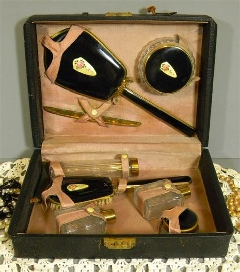 vintage dressing table accessories 321 best images about vintage dressing table