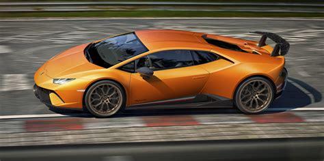 Lamborghini Fastest Car This Lamborghini Is The Fastest Production Car To