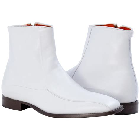 mens white dress boots white dress boots for www imgkid the image kid