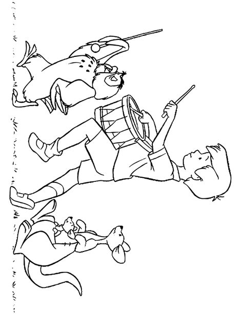 coloring pages of christopher robin owl christopher robin and roo coloring page hm coloring