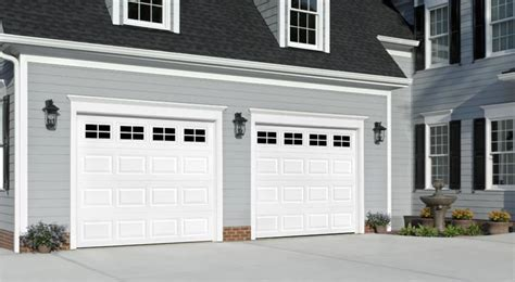 Garage Door Panel With Windows Some Tips On Choosing Garage Door Windows Discount Garage Doors