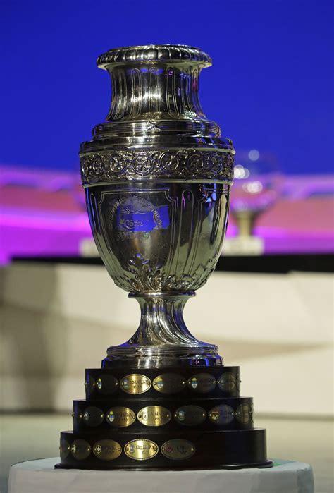 copa america centenario trophy   seattle beginning