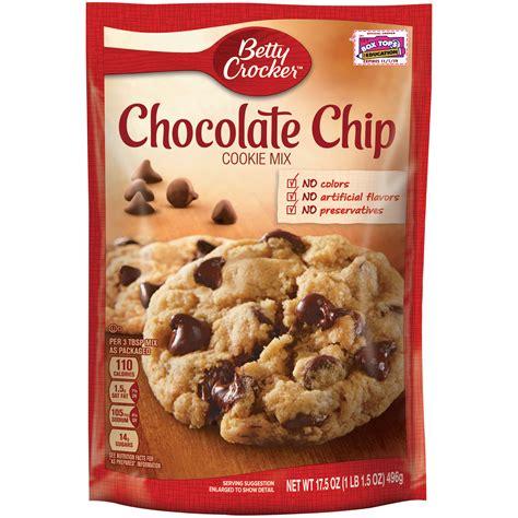 Betty Chocolate 1 chocolate chip cookies betty crocker