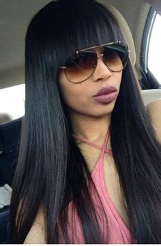 16 inch weave with chinese bangs 1000 images about bang bang on pinterest chinese bangs