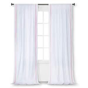 target curtains circo ribbon curtain panel target