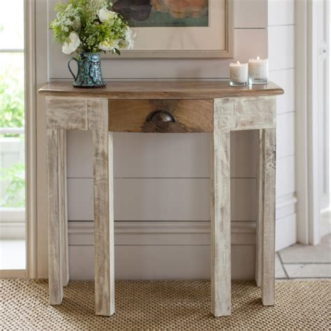 small half moon console table with drawer sofa table design half moon sofa table wonderful rustic