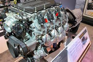 offerings for the v lt series chevy v8 engines from