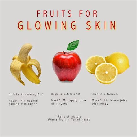 8 Fruits That Will Give You Glowing Skin by Fruits For Glowing Skin How To Lose Weight