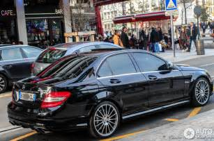 Mercedes Benz C 63 AMG W204 9 March 2015 Autogespot