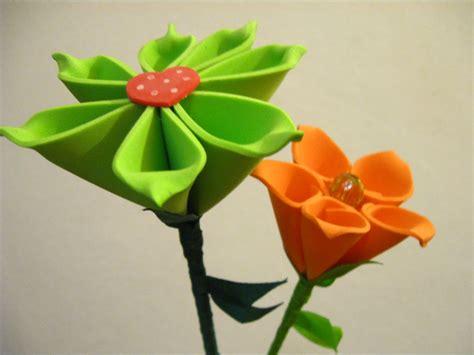 imagenes flores de goma eva imagenes de flores hechas en goma eva imagui