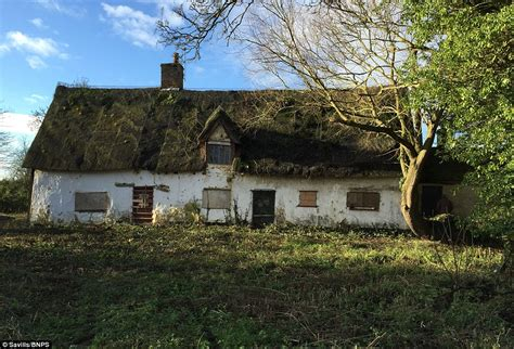 17th Century Cottage by Derelict Tudor Cottage With No Kitchen Or Bathroom Goes On