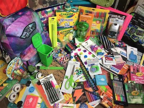 2nd huge back to school contest giveaway 2015 youtube - Grav3yardgirl Giveaway