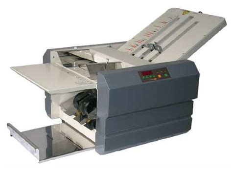 Best Paper Folding Machine - paper folding machine