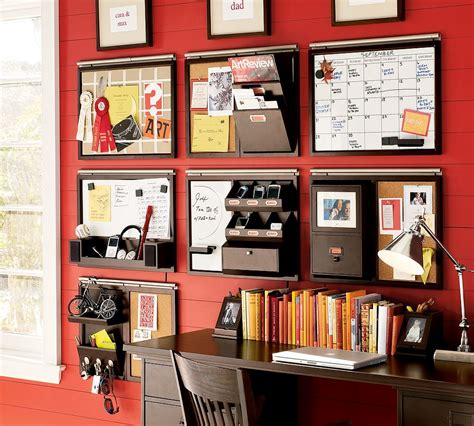 9 tips for organizing your home office