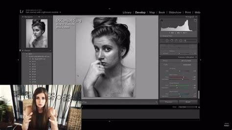 tutorial adobe photoshop lightroom 6 tutorial para editar en blanco y negro con adobe photoshop