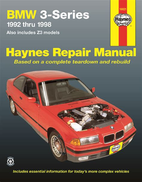 free online auto service manuals 2001 bmw z3 navigation system bmw 3 series z3 haynes repair manual 1992 1998 hay18021
