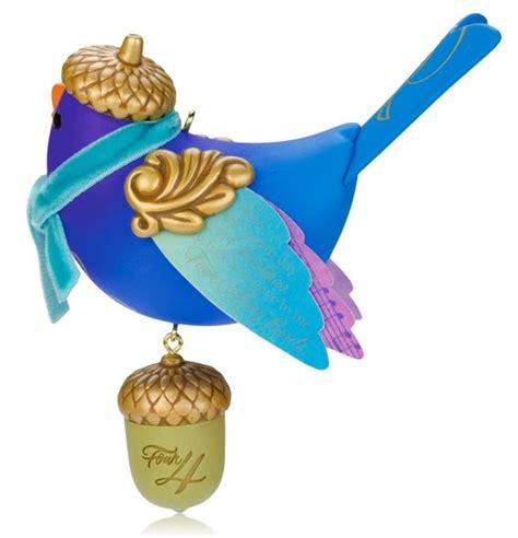 2014 twelve days of christmas hallmark keepsake ornament hooked on hallmark ornaments