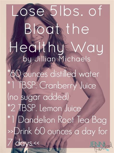 Detox For Bloating by Why So Bloated How To Avoid Water Weight
