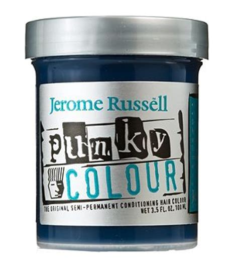jerome russell punky color semi permanent conditioning spookehdoom review jerome russell punky colours semi