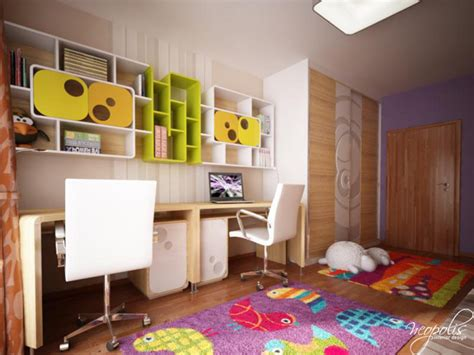 60 Original Children S Bedroom Design Showcasing Vibrant Childrens Bedroom Design