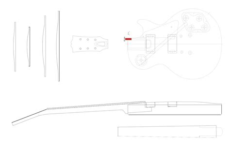 les paul top carving template les paul top carving template choice image free