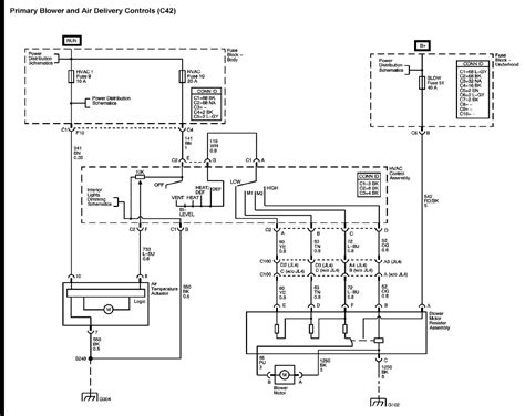 2003 Chevy 1500 Wiring Diagram Wiring Diagram Database