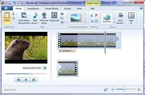 windows live movie maker tutorial 2011 free download history timeline of windows movie maker