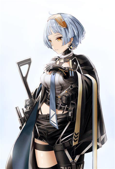zas  girls frontline zerochan anime image board