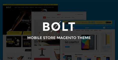 themes mobile store bolt mobile store responsive magento theme by