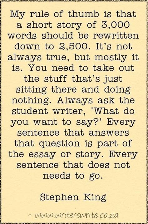 Essay Writing Quotes by 591 Best Stephen King Quotes Images On Stephen King Quotes Books And Handwriting Ideas
