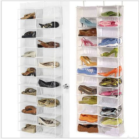 shoe storage door hanger nk gozip the door hanging shoe organizer storage