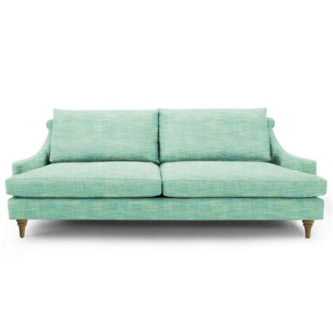 jonathan adler kensington sofa with vintage base allmodern