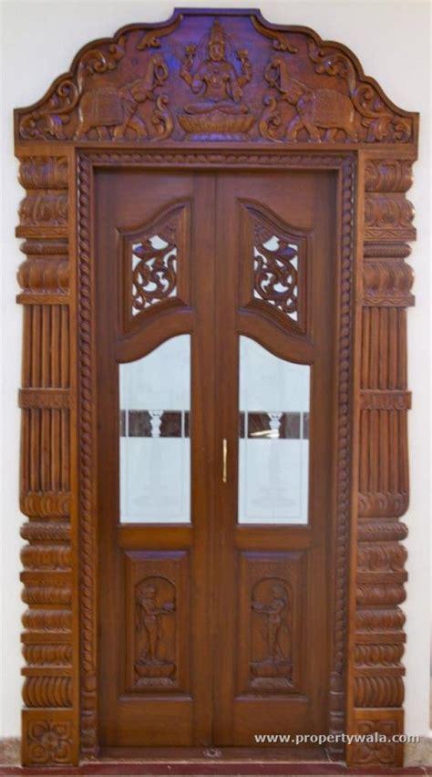pooja doors pooja room door design
