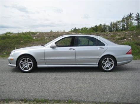 how do i learn about cars 2006 mercedes benz s class user handbook 2006 mercedes benz cls sell used 2006 mercedes benz s430 4matic amg sport pkg in hstead new hshire united