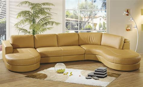 classy sofa with yellow corner chairs in traditional look small cream leather sofas for cozy and elegant small