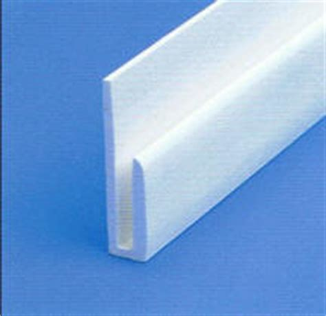 standard extruded plastic sections hygienic wall cladding systems