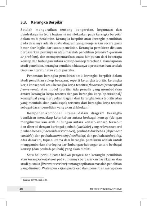 Metode Penelitian Survei Ed Revisi metode penelititan survei revisi 24 april 2015