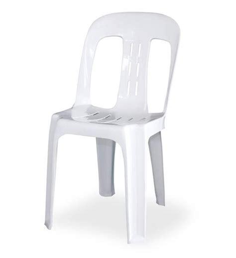 Plastic White Chairs   Cambridge Hire Centre