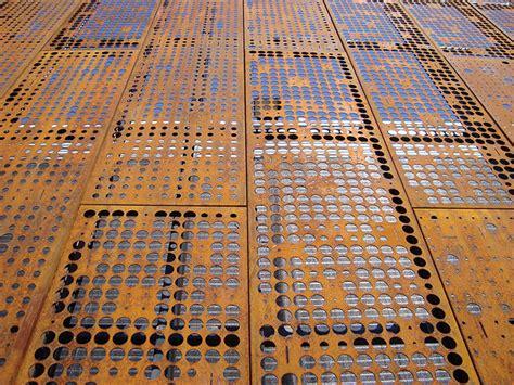 acer corten acero corten el 243 xido en la arquitectura detailers