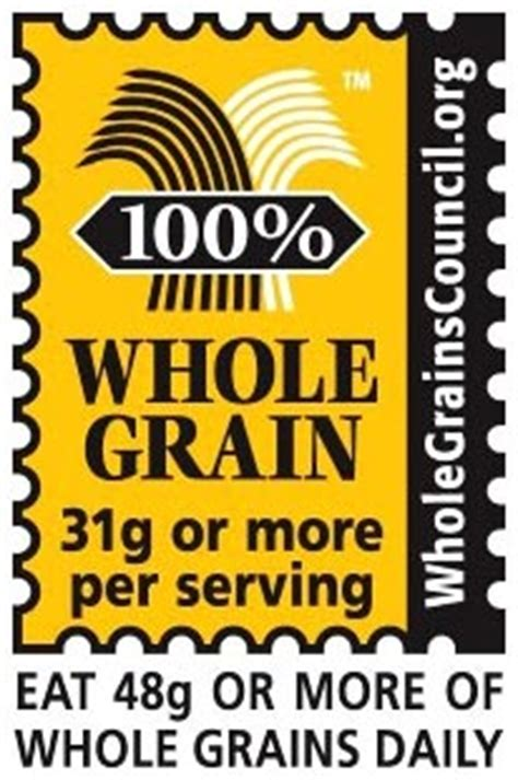 whole grains logo being fooled at the supermarket 20 claims on food labels