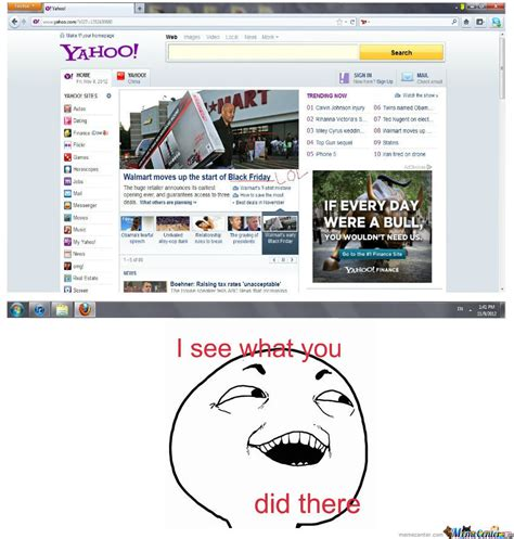Yahoo Meme - well played yahoo well played by einhander pilot meme